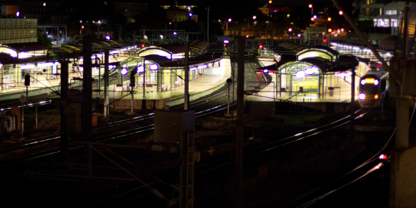 Five platforms
