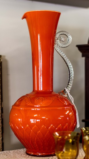 Old Italian Glass