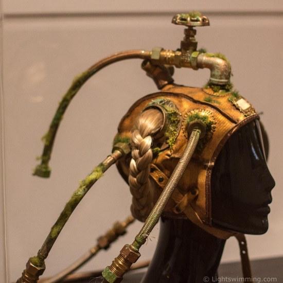 Helmet (from Vessel), by Kate O'Brien