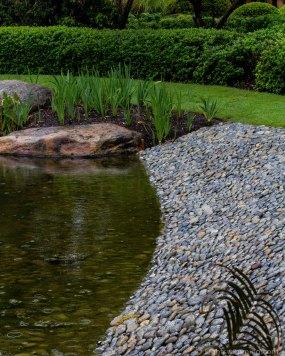 Nerima Gardens Rain