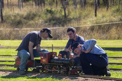 Grandchester Miniature Steam-1502