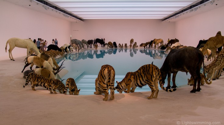 'Heritage' by Cai Guo-Qiang