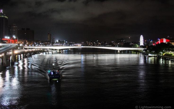 Brisbane River timelapse frame